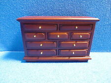 1/12 scale Dolls House Furniture  Chest of Drawers     DHD99929cd