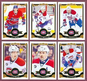 2015-16 O PEE CHEE MONTREAL CANADIENS NHL HOCKEY CARD SEE LIST