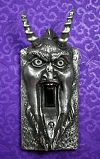 Krampus Light Switch Cover - Single Toggle Switch Plate Devil Teufel