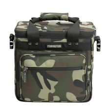 Magma LP Bag 50 Professional Camo Vinyl Record Padded Carry Bag Fits 50 x 12""