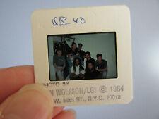 More details for original press photo slide negative - ub40 - 1984