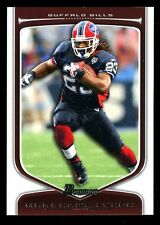 2009 Bowman Draft White Marshawn Lynch #44 #D 23/299 JERSEY NUMBER