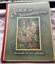 ca 1907  Alice in Wonderland by L.Carroll ill. by Thomas Maybank