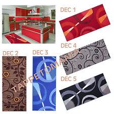 Tappeto cucina antiscivolo, rosso,blu,nero, lavabili in lavatrice e in offerta