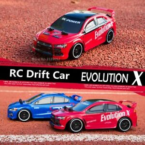 Remote Control Car High Speed RC Cars 2.4G 1:24 4WD Fast Racing Drifting Toy Car
