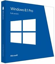 Microsoft Windows 8.1 Professional? 32/64 bit-produktkey? VERSIONE OEM tedesco?