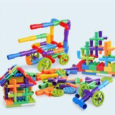 38Pcs DIY Water Pipe Building Blocks Toys Kids Christmas Gift Educational Toy