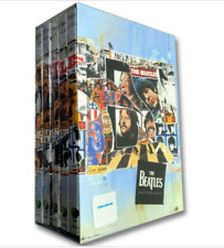 The Beatles Anthology 5 DVD Gift Box Set Brand New Free shipping US