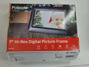 """Polaroid Digital Picture Frame 7"""" (Preowned)"""