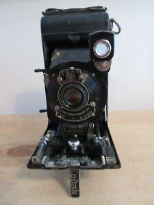 Kodak A-120 No.1 Bellows Folding Autographic Brownie Camera