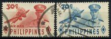 Filippine 1955 Mi. 598-599 Usato 100% Il tenente Cesar Basa