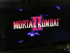 Sega Genesis Mortal Kombat 2 - Tested