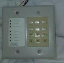 DSC PC1000RK  Alarm Keypad Classic Series  Flush Style