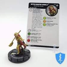 Witch Hunter Angela - 044 Marvel Secret Wars Battleworld HeroClix Rare