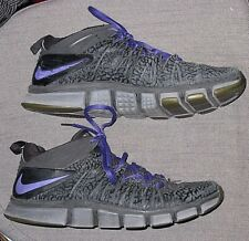 6273195603fd NIKE ALL DAY BLACK 7.0 2013 ADRIAN PETERSON NFL ATHLETIC SHOES MEN S SIZE  ...