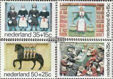 Nederland 1059-1062 (compleet.Kwestie.) postfris MNH 1975 Voor het Kind