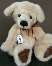 CHARLIE BEARS PLUSH COLLECTION DOG TRIX - 28m