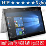 HP EliteBook X360 FHD Touch 2in1 Core i5 7300U 512GB SSD 8GB RAM Windows 10 Pro.