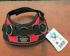 New listing New Joyride Dog Harness Red/Black Color Size Xs 5-9 Pounds