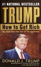 Trump: How to Get Rich (Paperback or Softback)