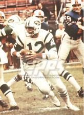 1968 Topps Football Original Color Negative Joe Namath JETS