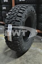 4 New Thunderer Trac Grip M/T Mud Tires 2957017,295/70/17,29570R1 7