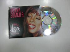 DONNA SUMMER CD SINGLE MELODY OF LOVE 1994