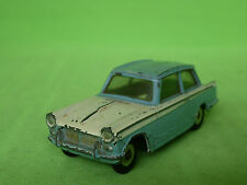 DINKY TOYS 189 TRIUMPH HERALD BLUE 1/43 - GOOD CONDITION