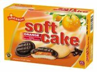GRIESSON Soft Cake Orange mit Fruchtfüllung aus Orangensaft 300g