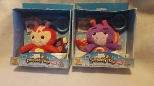 Webkinz zumbuddy klip first edition ganz hallmark purple red new plush toy