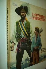 CLAUDE APPELL-I CAVALIERI DELL'AVVENTURA-PICCOLI EDITORE 1966 PRIMA EDIZIONE MB!