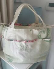 Lovely mint green and pink Weekend bag/Shopper Bag