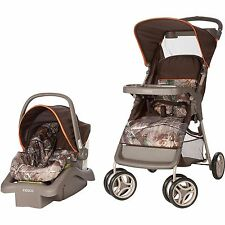 Cosco Infant Stroller Lift Car Seat Travel System Portable Realtree Orange Camo