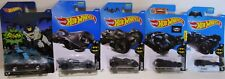 Hot Wheels Classic TV Movie Batman Superman Batmobile Arkham Dark Knight Car Lot