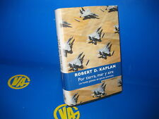 Libro POR TIERRA MAR Y AIRE de Robert D. Kaplan