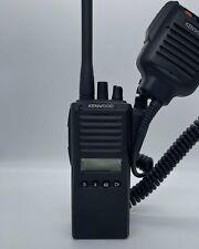 Handheld Radio Kenwood TK-280 VHF - REFURBISHED! Fire EMS Law Enforcement