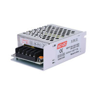 Universal 12V 3/5/10/20/30A Regulated Transformer Power Supply for LED Strip USA