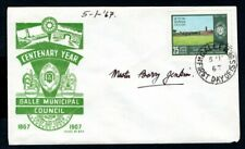 Ceylon - 1967 Galle Municipal Council First Day Cover