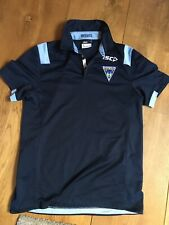 ISC WARRINGTON WOLVES RUGBY LEAGUE POLO SHIRT SIZE SMALL