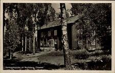 Filipstad Schweden Sverige Schweden ~1940 Hembygdsgården på Munkeberg Waldhaus