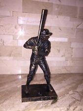 MINNIE MINOSO CHICAGO WHITE SOX STATUE WITH GAME TICKET