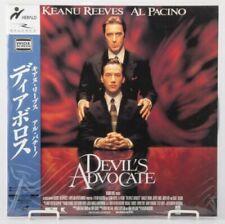 Devil's Advocate - Japanese Laserdisc - RARE + OBI Strip