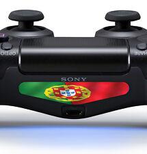Portugal Bandera Playstation 4 (ps4) controladora Light Bar Decal Sticker