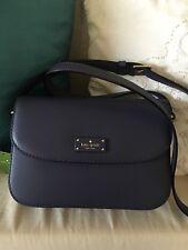 Kate Spade Alycia Blue Cross Body Messenger Bag New $249