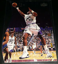 Karl Malone 1997-98 Upper Deck TEAMMATES Insert Card (no.T54)