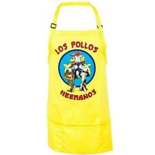Better Call Saul Los Pollos Hermanos Gus Fring Prop Replica Apron Cook Chef New