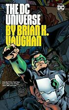 The DC Universe by Brian K. Vaughan  (2018, Paperback) FREE SHIP