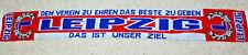 Leipzig - Fan Schal, rot weiss blau, NEU & OVP