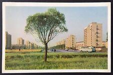 LENINGRAD Novo-Izmailovsky Prospekt POSTCARD Russia USSR Houses BUS Flats 780