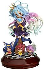 NEW No Game No Life White 1/7 Scale Abs Pvc Painted Pvc Action Figure /B1 F/S